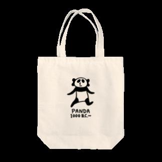 PokuStarの紀元前1000年パンダ Tote bags