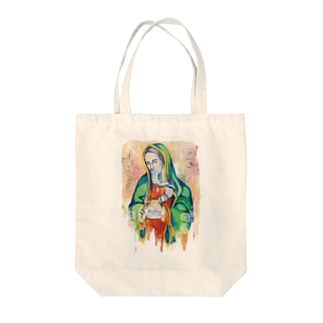 #420 - Stoned Mary復刻版 Tote bags