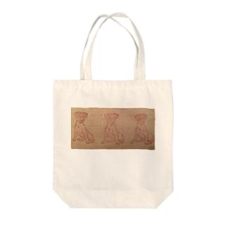 3ジャック Tote bags