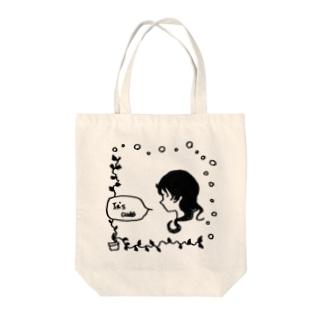 サヤ Tote bags