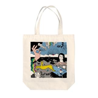 小さな生き物 - スピッツ Tote bags