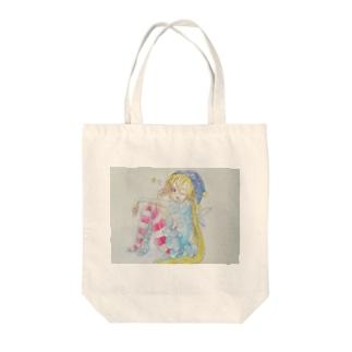 版権東方project Tote bags