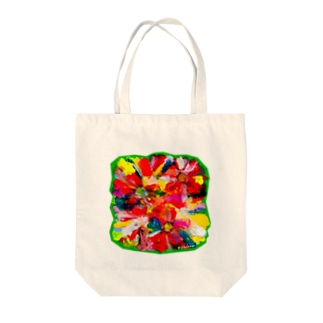恋のなか Tote bags