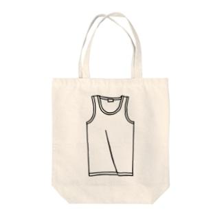 タンクトップ Tote bags