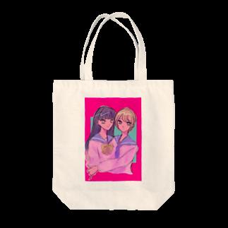 2zdoppoの女の子かわいい Tote bags