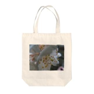 彼岸桜 Tote bags