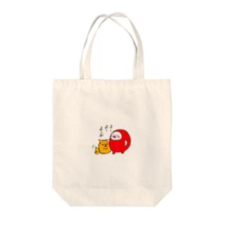 めんたいこさんグッズ Tote bags
