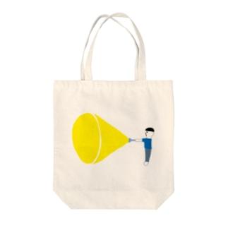 ビーム Tote bags