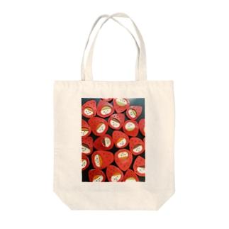 苺ちゃん Tote bags