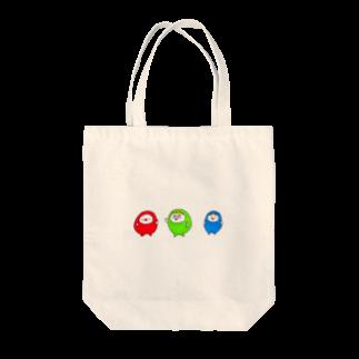 Mentaikoのめんたいこさんシスターズ Tote bags