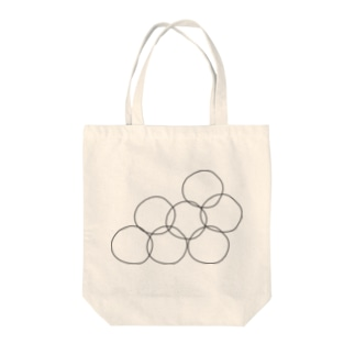 Bag with balls Tote bags