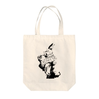 rabbit☆ Tote bags