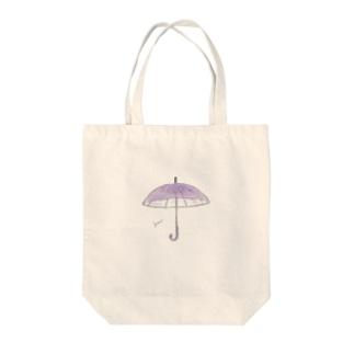 umbrella Tote bags
