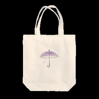 めろのらくがきのumbrella Tote bags