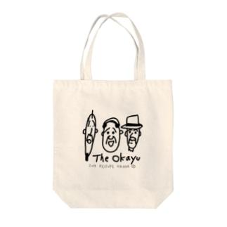 The Okayu Tote bags