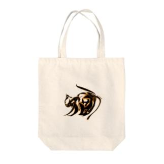 猫又 Tote bags
