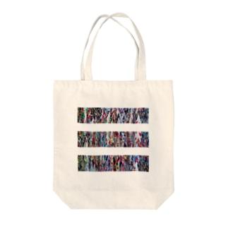 オリヅル Tote bags