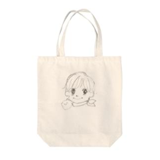 yukichi_yuki Tote bags