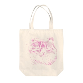 A'z workSのスコットくん Tote bags