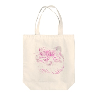 A'z workSのスコットくんver.2 Tote bags