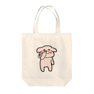 うさ野郎 Tote bags