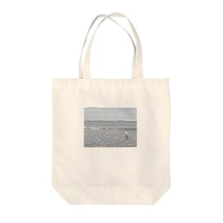 湘南海岸 Tote bags