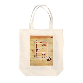 アクセサリーホルダー Tote bags