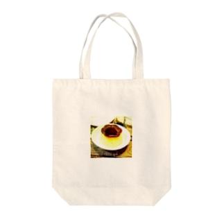 🍮最強プリン🍮 Tote bags