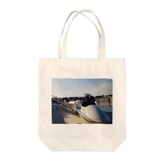 大輔教ディズニーグーフィーグーフ Tote bags