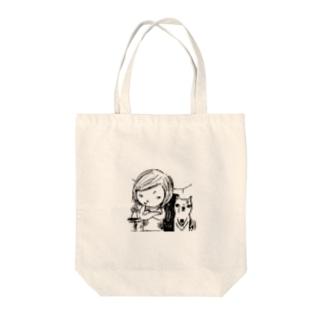 訪問者 Tote bags