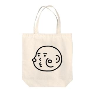 cheeky cheeky 厚かましい男の子 01 Tote bags