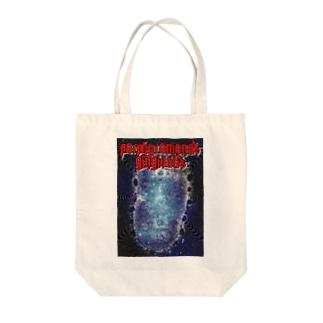 P.G菌 Tote bags