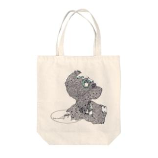 ジェームス・ハーデン Tote bags