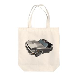 240Z ペダルカー2 Tote bags