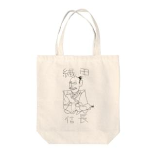 織田信長参上! Tote Bag