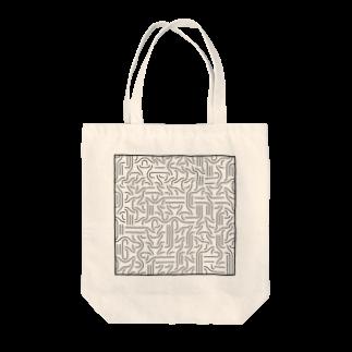 E.C.H Studioのdesign#010 Tote bags
