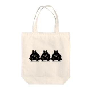 3びきのくまちゃん Tote bags