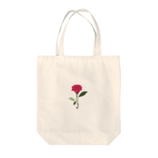 rose Tote bags