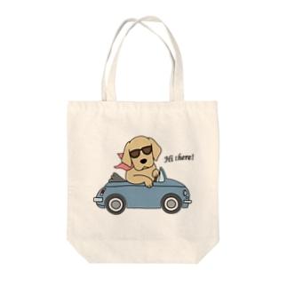 カブリオレ Tote bags