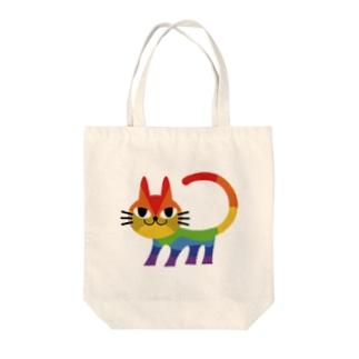 nijineko#2 Tote bags