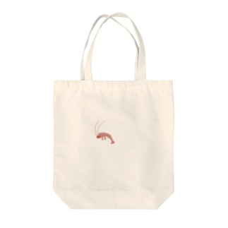 きもいEBI Tote bags