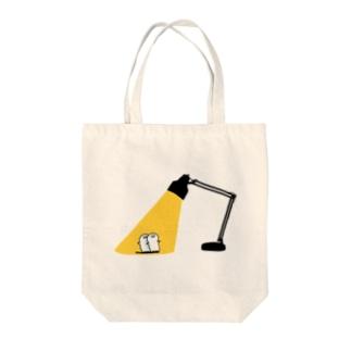 お文具の日光浴 Tote bags
