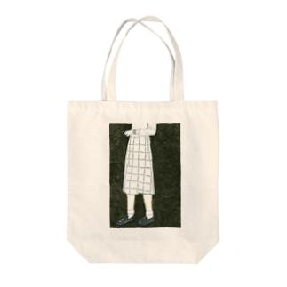 くつしたとローファ〜 Tote bags