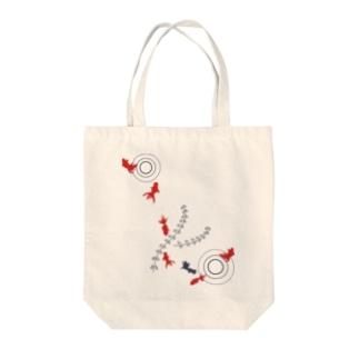 金魚01 Tote bags