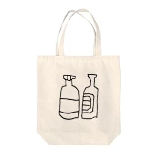 ボトル Tote bags