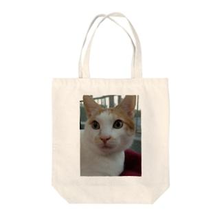 てんちゃん Tote bags