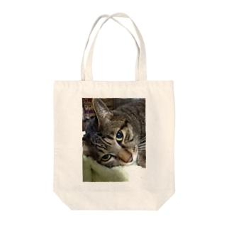じんちゃん Tote bags
