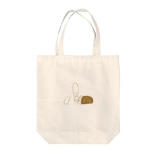 『おやすみなさい』 Tote bags