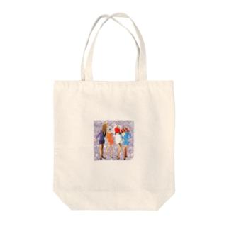 いつかの時代のあの頃 Tote bags