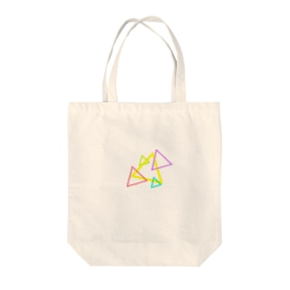 colorful/t Tote bags